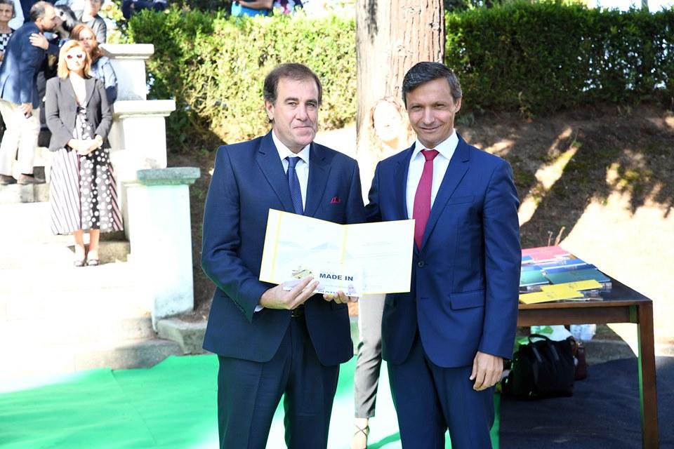 """CIOR premiada com """"Selo Visão 25"""