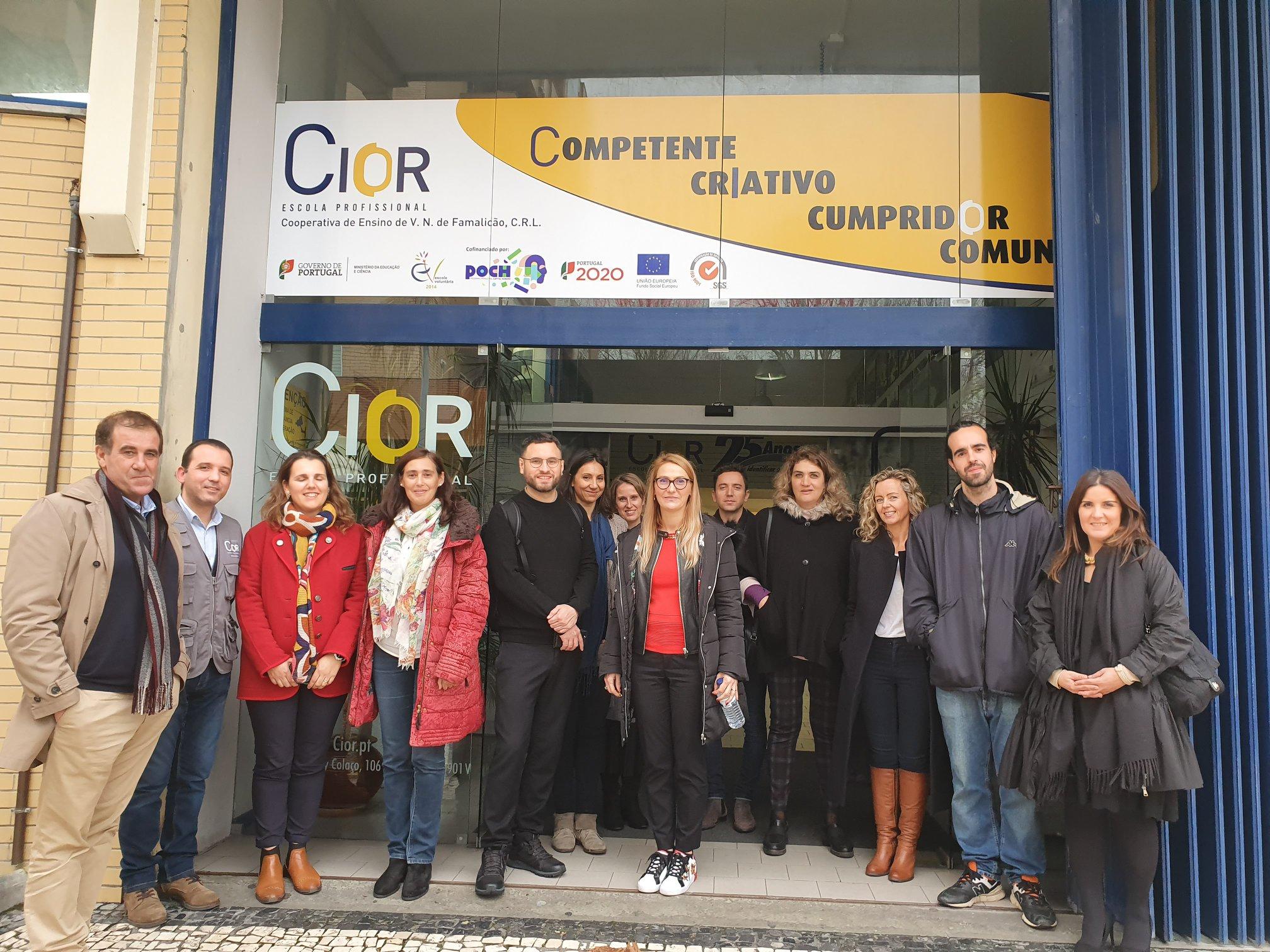 Rede de Centros de Recursos Urbanos – UrbRec