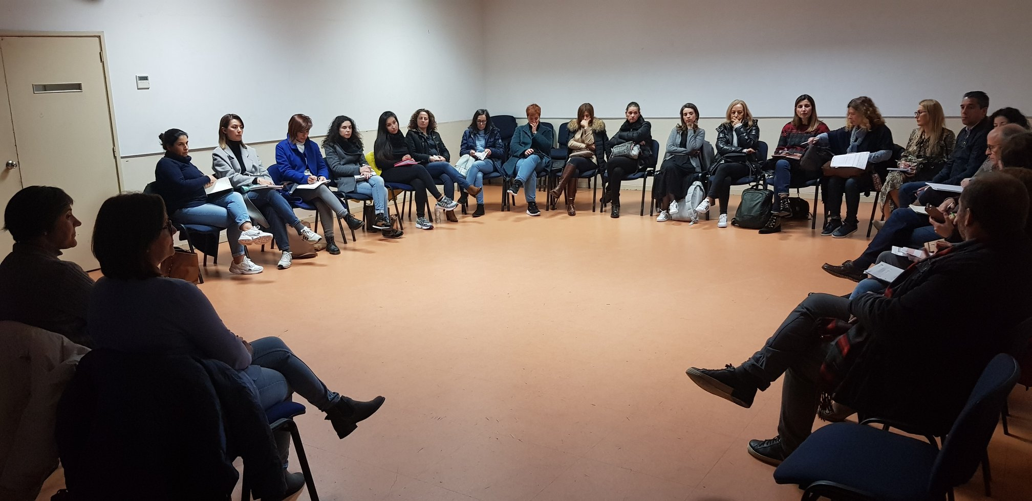 DL 54 e 55 – Partilha de Boas Práticas – Sessão de Formação