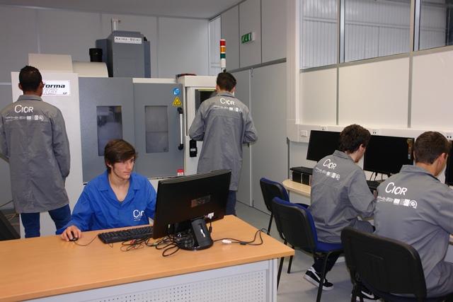 Escola com qualidade reconhecida a nível Europeu