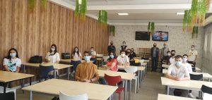 CIOR assinalou a importância do Programa Erasmus +