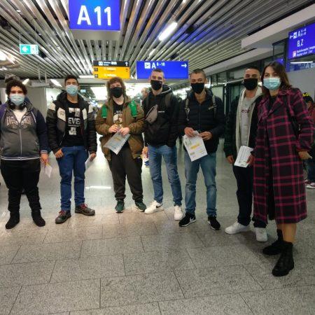 Alunos da CIOR continuam a realizar estágios Erasmus na europa